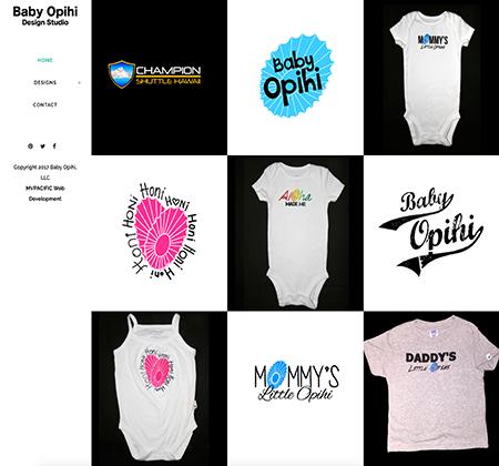 Baby Opihi Design Studio