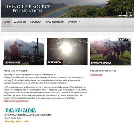 Living Life Source Foundation